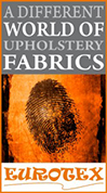 A different world of upholstery fabrics